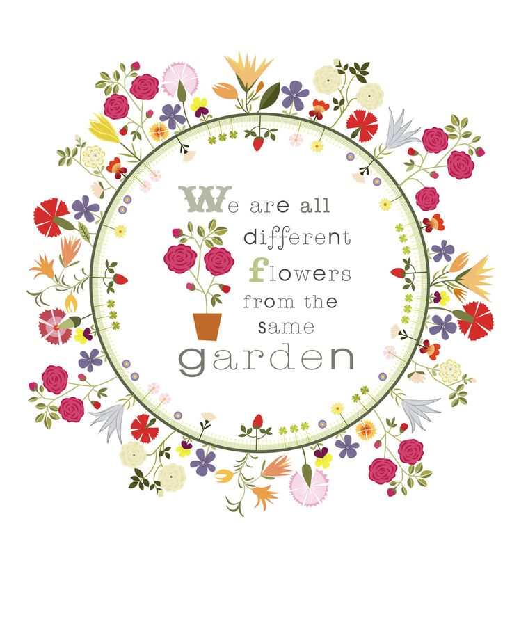 Quotes About Flower Gardens Quotesgram