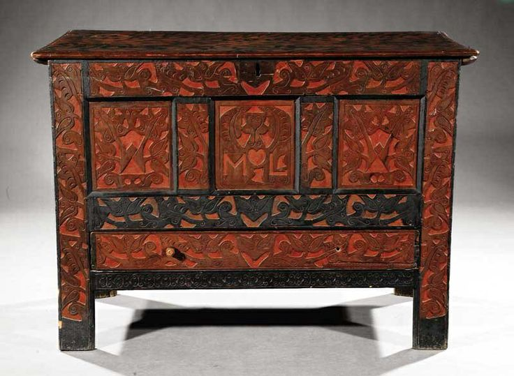 Pin By Yarrow Morgan On American Pilgrim Century Furniture Pinterest