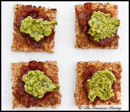 vegan basil pesto | Recipes | Pinterest