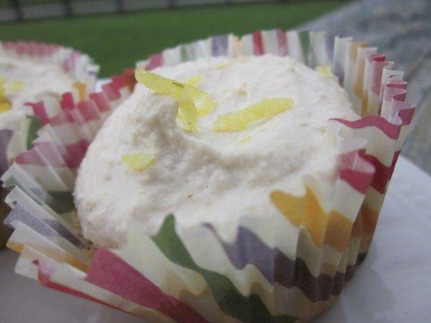 Lemon Coconut Flour Cupcakes   laissez les bon temps rouler   Pintere ...