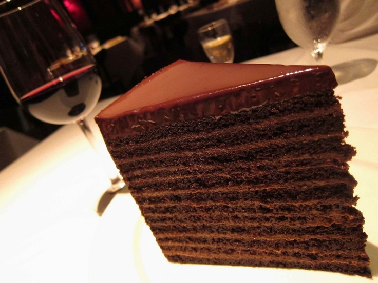 Strip Houses Chocolate Cake Recipes