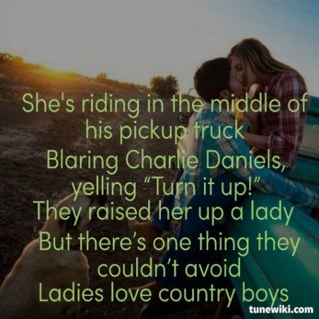 Tips for dating a country boy
