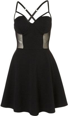 ShopStyle: **Bodice Skater Dress by Dress Up Topshop