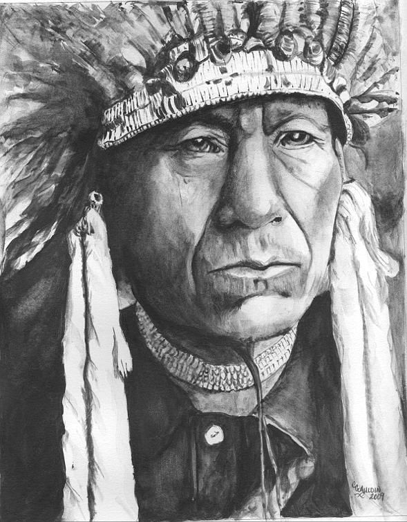 chickasaw indian  because i love my heritage