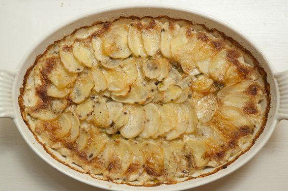 Potato Leek Au Gratin recipe on Food52.com