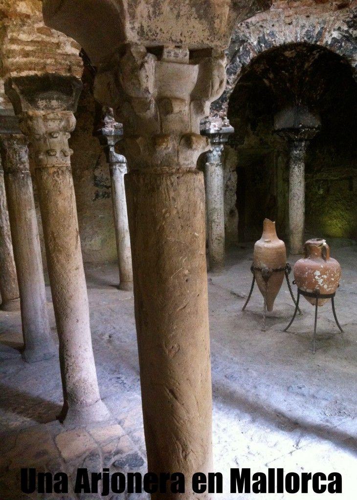 Baños Arabes Mallorca:baños árabes #turismo #mallorca