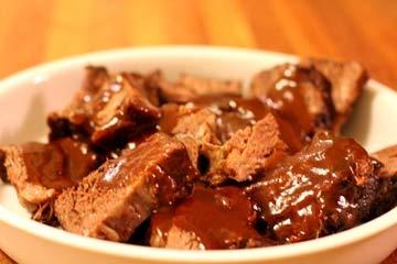 Beef Roast Braised in Zinfandel | Recipe