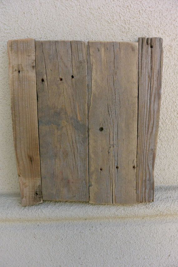 Wood Plank Sign : Handmade Distressed Wood Plank Sign CUSTOM ORDER by sondering, $40.00