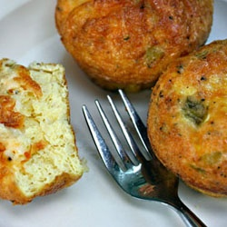 Green Chile And Cheese Egg Muffins Recipes — Dishmaps
