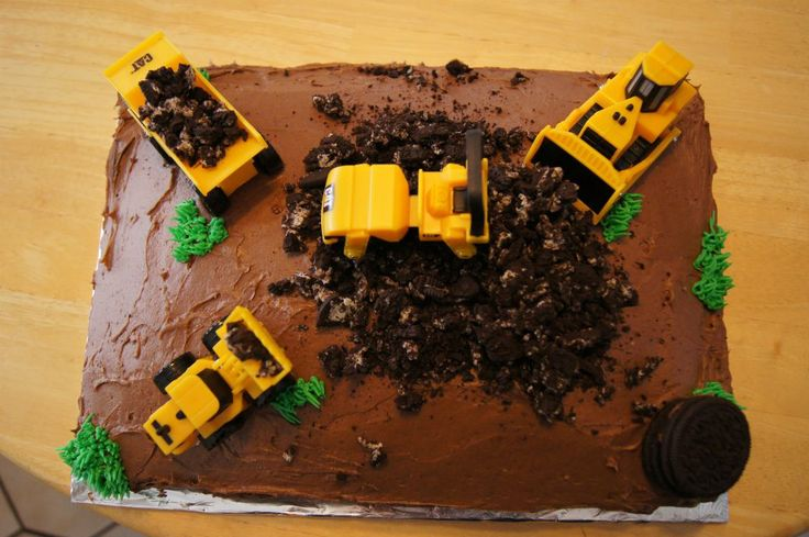 Dump Truck Birthday Cake Ideas 86071 Dump Truck Birthday C