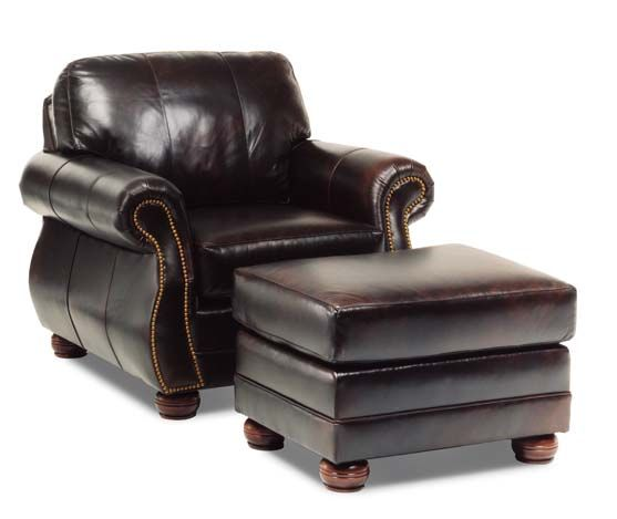 black leather chair and ottoman bedroom pinterest