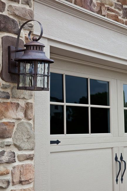replace carriage lights exterior home pinterest