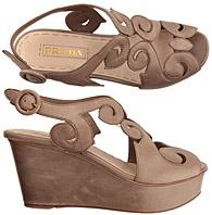 Prada Womens Shoes - Not Set