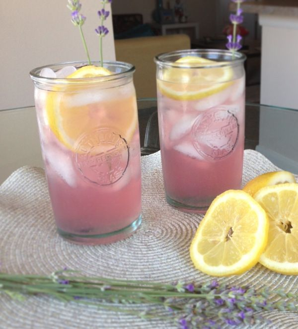 Lavender Lemonade | Favorite Recipes | Pinterest