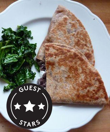 Veggie Quesadilla Even Meat-Devotees Love #refinery29