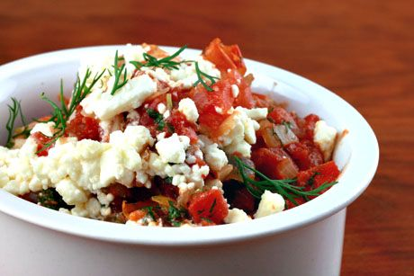 Feta cheese (Recipe: baked shrimp with tomatoes and feta) {gluten-free ...
