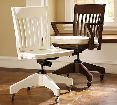 Like this swivel chair in white swivel desk chairs amp cushions