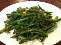 stir fry string beans minced pork | Asian Kitchen | Pinterest