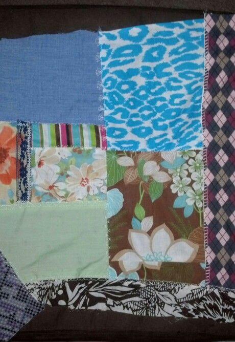 crazy quilt block 2