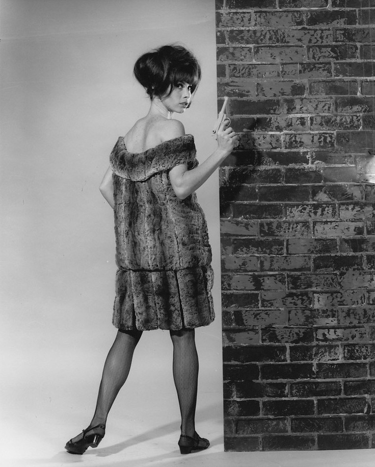 Stefanie powers as april dancer in the girl from u n c l e 1966 67