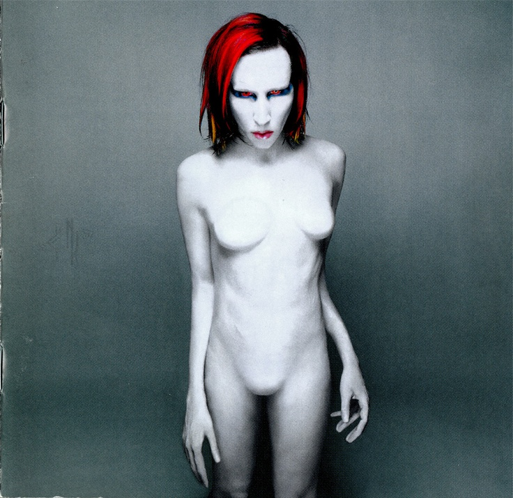 Mechanical Animals (Cover)