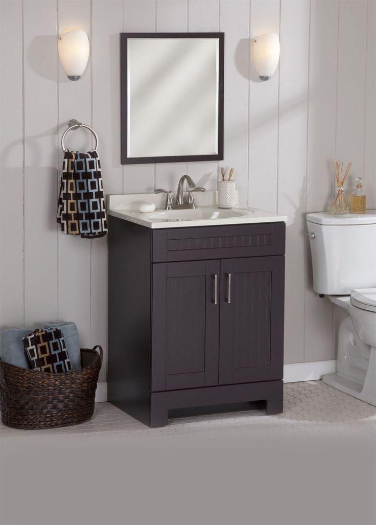 Muebles para banos pequenos home depot for Ideas para muebles de bano