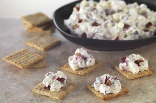 Apple pecan bleu cheese spread. | For A Good Life | Pinterest