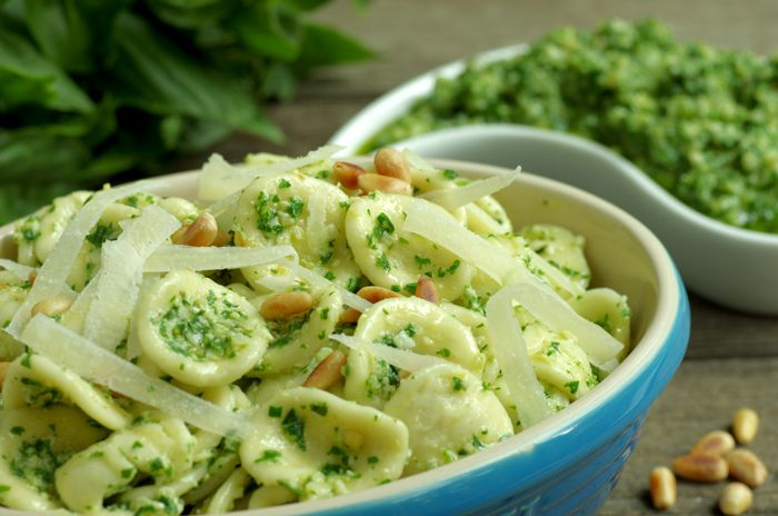 Classic Pesto Recipe — Dishmaps