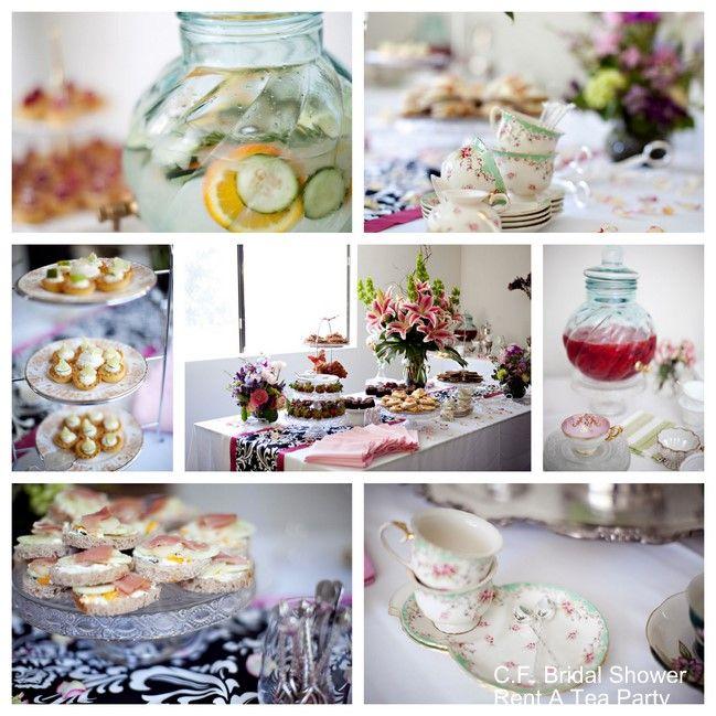 tea party baby shower ideas baby shower ideas pinterest