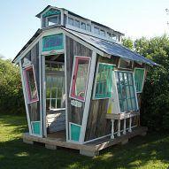 cool greenhouse