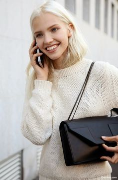 White x Black #streetstyle #modeloffduty #backtofall