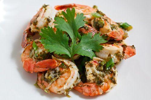 Heard of Shrimp. But not Cilantro Lime Shrimp. Never tasted. Looks ...
