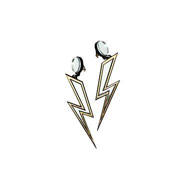 Shop now: Lightning Bolt Earring