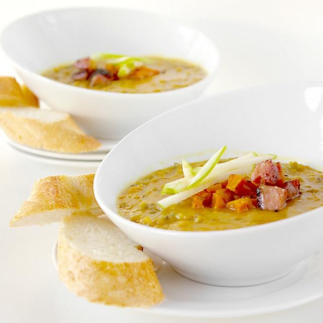 Curried Squash & Wild Rice Soup | Soups | Pinterest