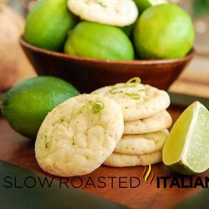 Lime in the Coconut Chewy Sugar Cookies | Recipes | Pinterest