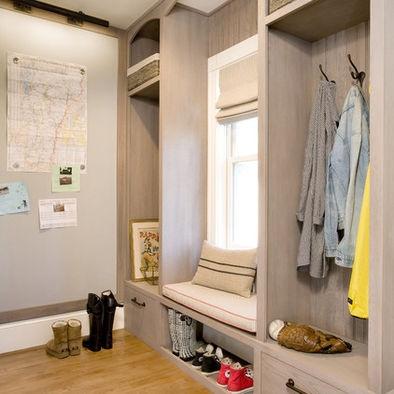 Bench Under Window Storage Solutions Mudrooms Pinterest