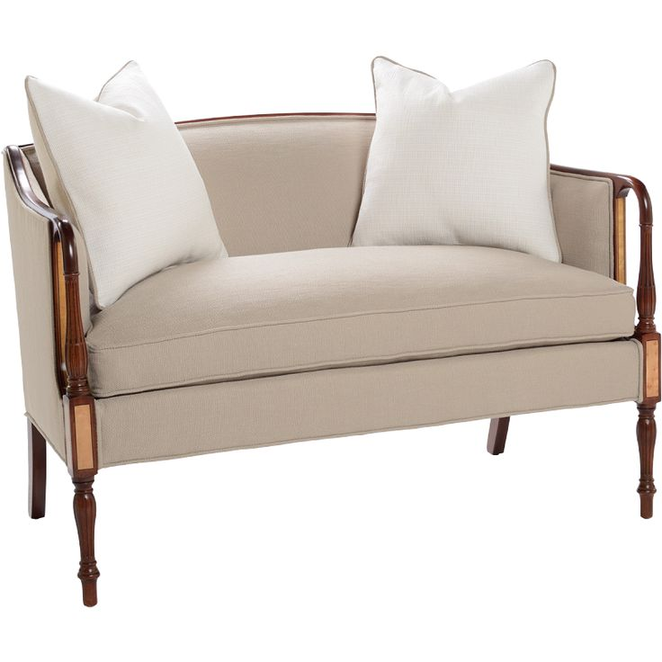 love seat with chaise