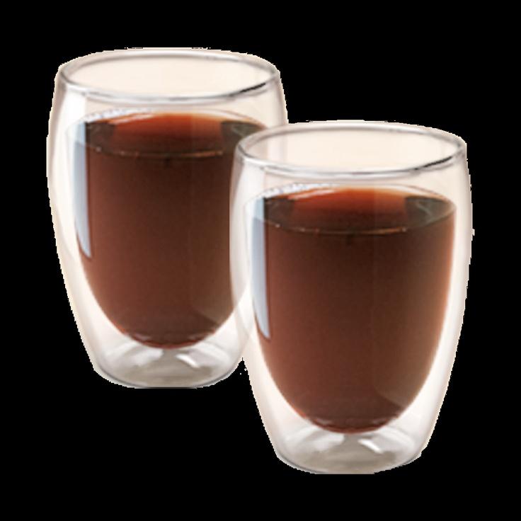 Bormioli handle less glass coffee mugs major inspiration pinterest - Handleless coffee mugs ...