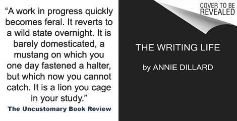annie dillard the writing life Compare book prices from over 100,000 booksellers find the writing life (9780060919887) by annie dillard.