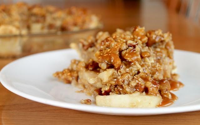 Caramel Apple Pie | Just desserts | Pinterest