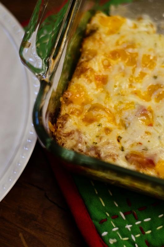 Crustless Quiche | Sugar and Grace | Food | Pinterest