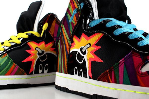 The Hundreds Nike Dunks