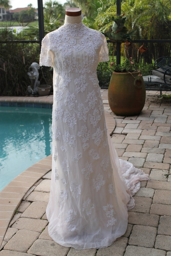 Priscilla Of Boston Vintage Wedding Dresses | Wedding Gallery