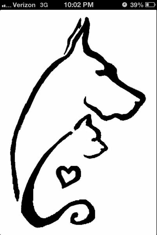 Veterinary Technician Symbol for Pinterest
