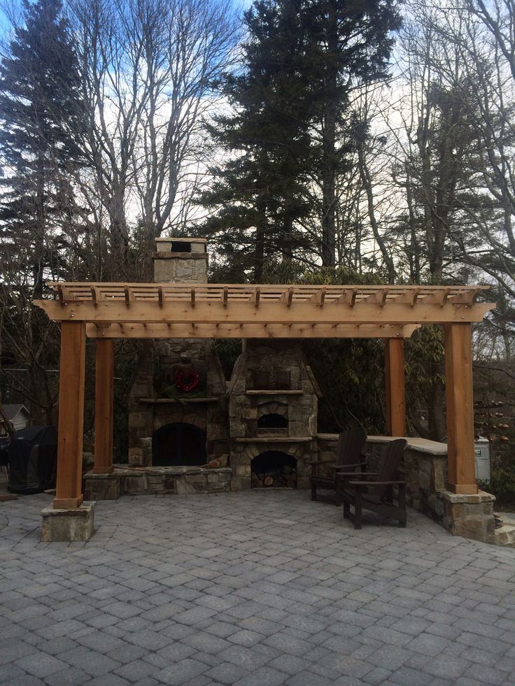 Outdoor Fireplace And Pizza Oven Outdoor Fireplace Pizza Oven P