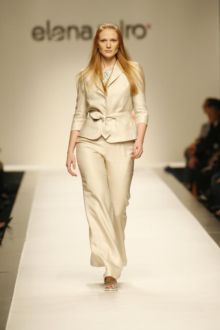Elena Mirò SS 2008 fashion show