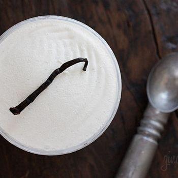 Low Fat Vanilla Bean Frozen Yogurt | Ice Cream Favs | Pinterest