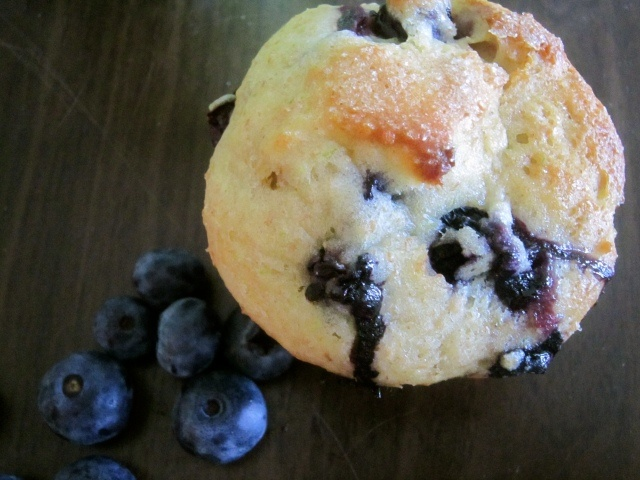 Blueberry-Lime Muffins. Yes please!! | Yummy Foods | Pinterest