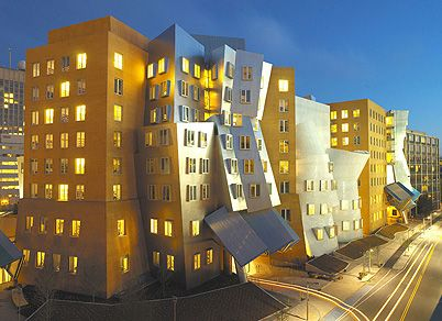 Stata Center ( MIT ) Gehry Partners )