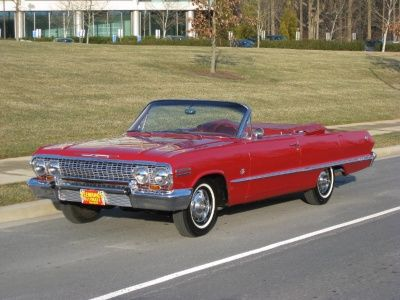 with all due respect to dean winchester's '67 impala, this